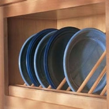 Plate Display Racks By Omega National Products