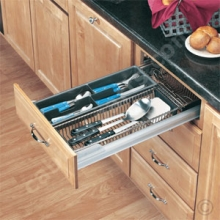 Kitchen Drawer Organizers and Inserts